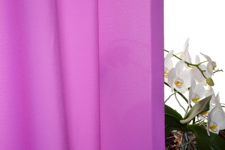 Zasłona na szelkach tkaniny